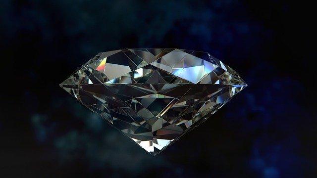 Fotografie pro eshop - produkt diamant